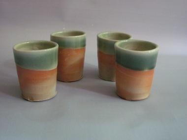 Wood fired helmer clay