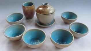 Jesse's tea set