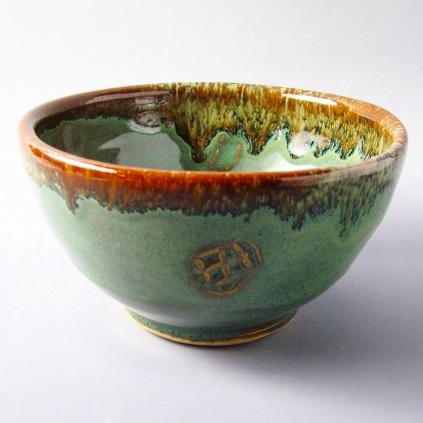 Cone 6 stoneware, all purpose bowl, 40