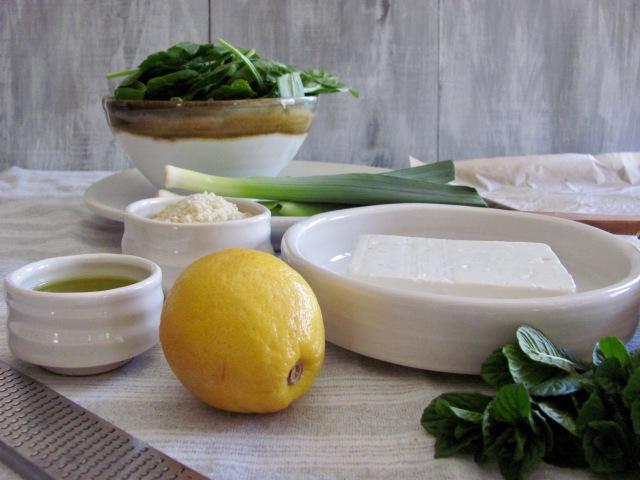 Spinach Stuffed Portobellos | deb's pots